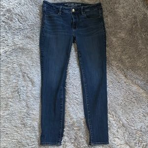 American Eagle Super Stretch Hi-Rise Jegging 10 S